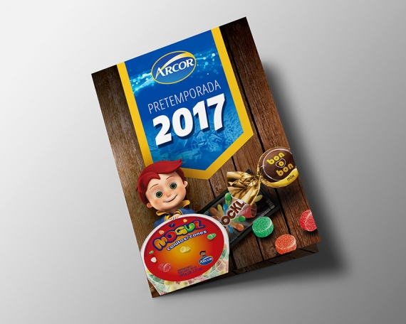 CATALOGO DE PRODUCTOS ARCOR