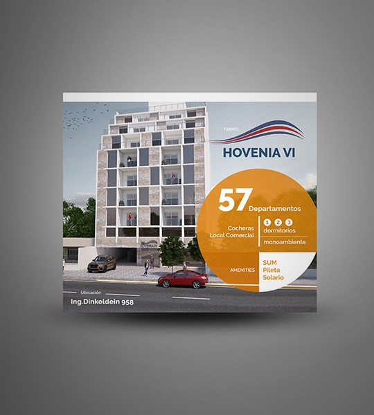 FOLLETO HOVENIA VI
